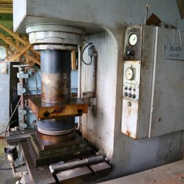 Пресс гидравлический ПБ6334