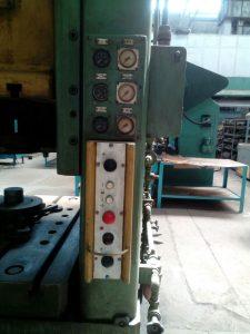 Пресс кривошипный ERFURT PKZ 400/1000